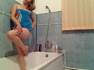 BlondinneCoquine creampie live porn